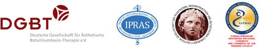 Logos: IPRAS, ESPRAS, DGPRAEC